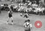 Image of exhibition match Monticello New York USA, 1954, second 56 stock footage video 65675062764