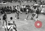 Image of exhibition match Monticello New York USA, 1954, second 62 stock footage video 65675062764