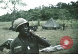 Image of 1st Cavalry troops South Vietnam, 1966, second 31 stock footage video 65675062769