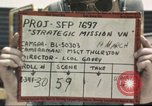 Image of B-52D Stratofortress Thailand U-Tapao Air Base, 1968, second 4 stock footage video 65675062776