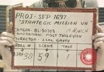 Image of B-52D Stratofortress Thailand U-Tapao Air Base, 1968, second 6 stock footage video 65675062776