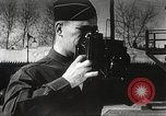 Image of army photographers United States USA, 1944, second 31 stock footage video 65675062793