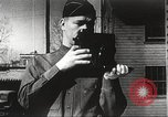Image of army photographers United States USA, 1944, second 53 stock footage video 65675062793
