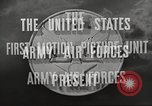 Image of First Motion Picture Unit Culver City California USA, 1944, second 9 stock footage video 65675062794