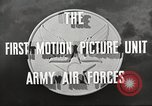 Image of First Motion Picture Unit Culver City California USA, 1944, second 12 stock footage video 65675062794