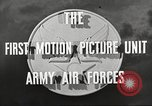 Image of First Motion Picture Unit Culver City California USA, 1944, second 13 stock footage video 65675062794