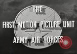 Image of First Motion Picture Unit Culver City California USA, 1944, second 15 stock footage video 65675062794