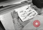 Image of First Motion Picture Unit Culver City California USA, 1944, second 25 stock footage video 65675062797