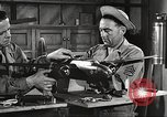 Image of First Motion Picture Unit Culver City California USA, 1944, second 22 stock footage video 65675062799