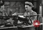 Image of First Motion Picture Unit Culver City California USA, 1944, second 25 stock footage video 65675062799