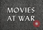 Image of U.S. Army movies for soldiers during World War II United States USA, 1943, second 14 stock footage video 65675062805