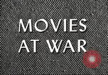 Image of U.S. Army movies for soldiers during World War II United States USA, 1943, second 16 stock footage video 65675062805