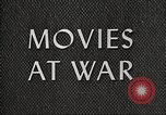 Image of U.S. Army movies for soldiers during World War II United States USA, 1943, second 18 stock footage video 65675062805