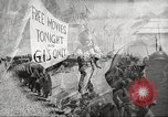 Image of U.S. Army movies for soldiers during World War II United States USA, 1943, second 30 stock footage video 65675062805