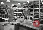 Image of U.S. Army delivering movies to troops during World War II United States USA, 1943, second 39 stock footage video 65675062807
