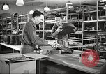 Image of U.S. Army delivering movies to troops during World War II United States USA, 1943, second 41 stock footage video 65675062807