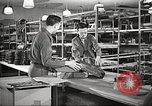 Image of U.S. Army delivering movies to troops during World War II United States USA, 1943, second 42 stock footage video 65675062807