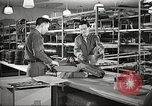 Image of U.S. Army delivering movies to troops during World War II United States USA, 1943, second 44 stock footage video 65675062807