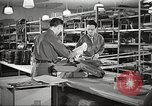 Image of U.S. Army delivering movies to troops during World War II United States USA, 1943, second 45 stock footage video 65675062807