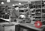 Image of U.S. Army delivering movies to troops during World War II United States USA, 1943, second 46 stock footage video 65675062807