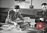 Image of U.S. Army delivering movies to troops during World War II United States USA, 1943, second 51 stock footage video 65675062807