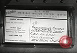 Image of U.S. Army delivering movies to troops during World War II United States USA, 1943, second 54 stock footage video 65675062807