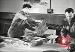 Image of U.S. Army delivering movies to troops during World War II United States USA, 1943, second 57 stock footage video 65675062807