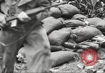 Image of U.S. troops in combat zones watch movies in World War II Pacific theater, 1943, second 40 stock footage video 65675062808