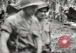 Image of U.S. troops in combat zones watch movies in World War II Pacific theater, 1943, second 44 stock footage video 65675062808