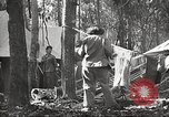 Image of American service personnel watch movies during World War II Naples Italy, 1943, second 2 stock footage video 65675062809