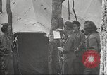 Image of American service personnel watch movies during World War II Naples Italy, 1943, second 6 stock footage video 65675062809