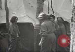 Image of American service personnel watch movies during World War II Naples Italy, 1943, second 7 stock footage video 65675062809