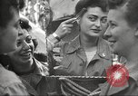Image of American service personnel watch movies during World War II Naples Italy, 1943, second 13 stock footage video 65675062809