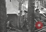 Image of American service personnel watch movies during World War II Naples Italy, 1943, second 16 stock footage video 65675062809