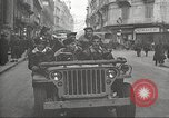 Image of American service personnel watch movies during World War II Naples Italy, 1943, second 23 stock footage video 65675062809