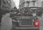 Image of American service personnel watch movies during World War II Naples Italy, 1943, second 24 stock footage video 65675062809