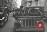 Image of American service personnel watch movies during World War II Naples Italy, 1943, second 25 stock footage video 65675062809