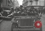 Image of American service personnel watch movies during World War II Naples Italy, 1943, second 26 stock footage video 65675062809