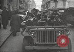 Image of American service personnel watch movies during World War II Naples Italy, 1943, second 27 stock footage video 65675062809