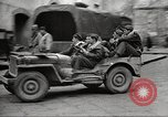 Image of American service personnel watch movies during World War II Naples Italy, 1943, second 29 stock footage video 65675062809