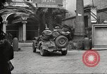 Image of American service personnel watch movies during World War II Naples Italy, 1943, second 31 stock footage video 65675062809
