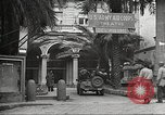 Image of American service personnel watch movies during World War II Naples Italy, 1943, second 33 stock footage video 65675062809