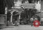 Image of American service personnel watch movies during World War II Naples Italy, 1943, second 34 stock footage video 65675062809