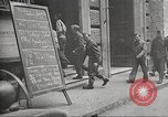 Image of American service personnel watch movies during World War II Naples Italy, 1943, second 41 stock footage video 65675062809