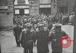 Image of American service personnel watch movies during World War II Naples Italy, 1943, second 51 stock footage video 65675062809