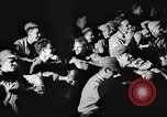 Image of U.S. Service personnel watch movies during World War II Pacific Theater, 1943, second 18 stock footage video 65675062810