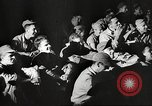 Image of U.S. Service personnel watch movies during World War II Pacific Theater, 1943, second 19 stock footage video 65675062810