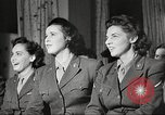 Image of U.S. Service personnel watch movies during World War II Pacific Theater, 1943, second 29 stock footage video 65675062810