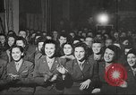 Image of U.S. Service personnel watch movies during World War II Pacific Theater, 1943, second 38 stock footage video 65675062810