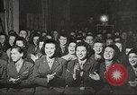 Image of U.S. Service personnel watch movies during World War II Pacific Theater, 1943, second 39 stock footage video 65675062810